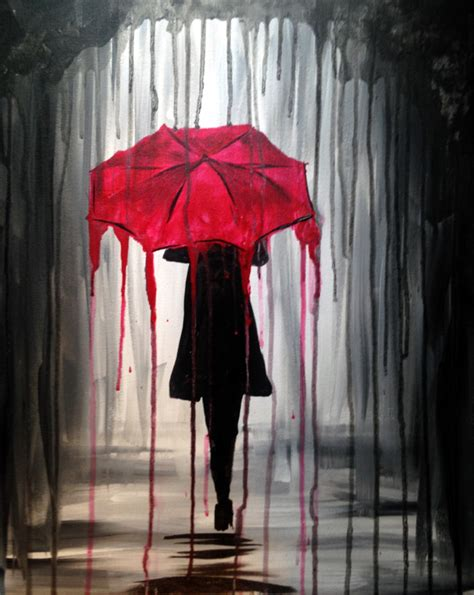 paint nite date trending paintings april showers more than a buzz