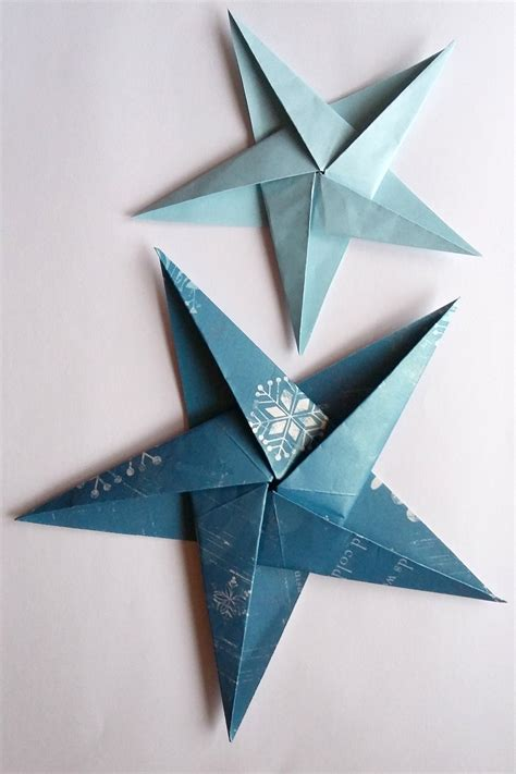 simple origami decorations how to make folded paper decorations origami