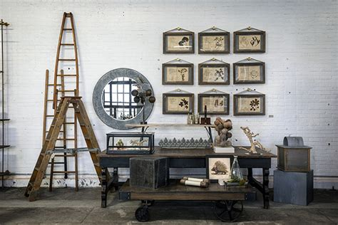 vintage industrial home decor eclectic retail store design photos 14 of 197 lonny