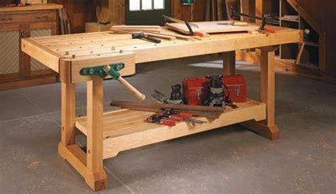 woodworking shop table solid maple workbench by w00dy lumberjocks
