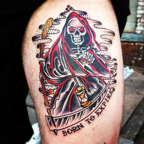 Tattoo Motorrad Tribal by Biker Tattoo Designs