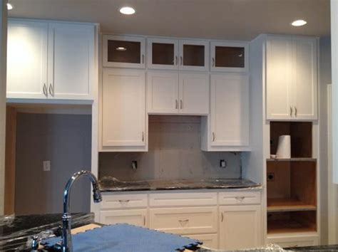 kitchen cabinet home depot kitchen cabinet refacing at the home depot