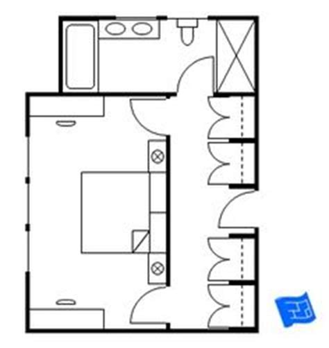 floor plans for bedroom with ensuite bathroom 1000 images about master bedroom floor plans with