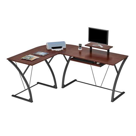 z line computer desk z line designs khloe l shaped computer desk espresso and