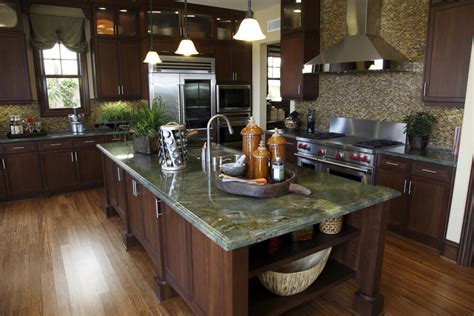 kitchen island counters 64 deluxe custom kitchen island designs beautiful
