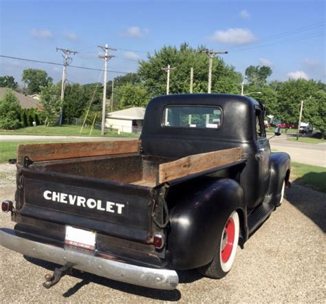 Chevy Truck School by 1949 Chevy Truck School Truck For Sale Chevrolet
