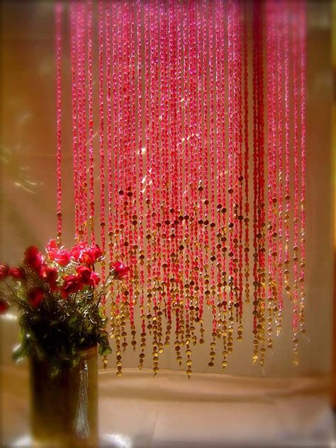 bead curtain memories of a butterfly