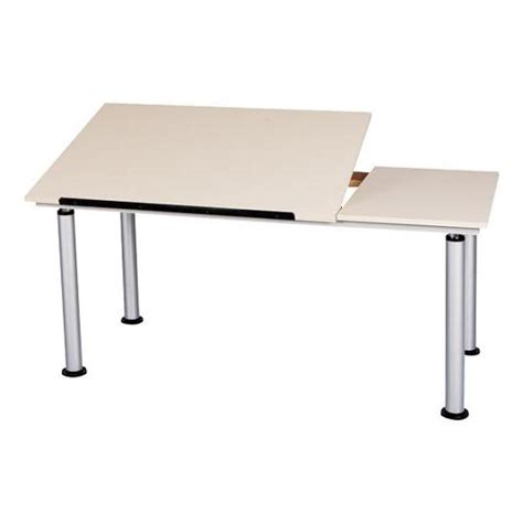 split drafting table shain adjustable height split top drafting tables