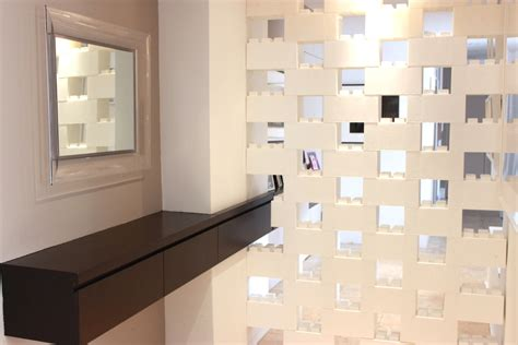 room divider walls easy to build modular walls and room dividers for home and