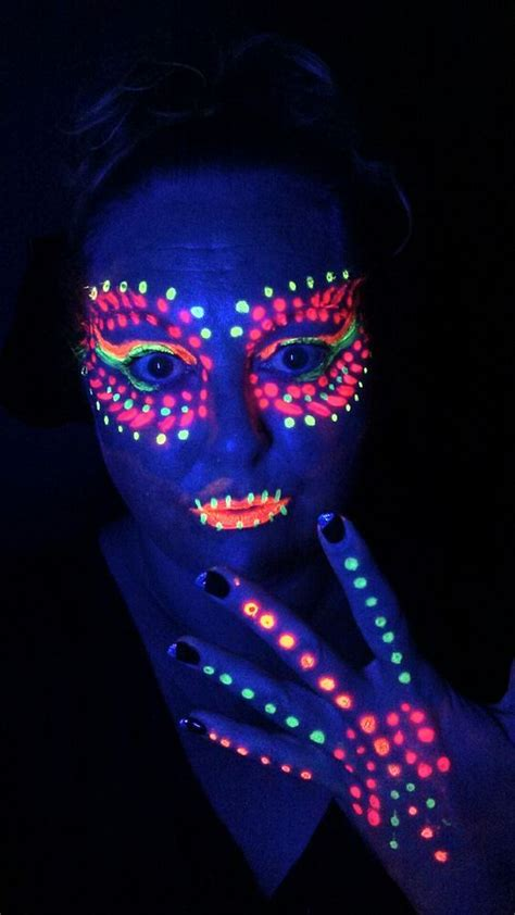 glow in the paint durban 1000 ideas about neon paint on glow