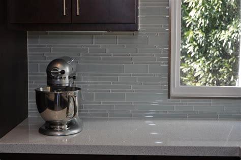 glass tile kitchen backsplash glass tile backsplash