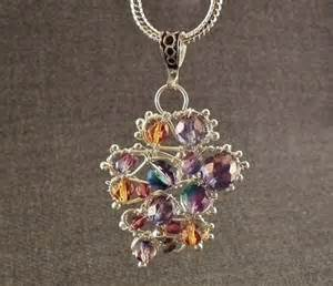 how to make wire jewelry pendants exclusive free jewelry project make a baroque wire