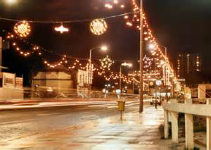 sheffield lights sheffield lights 1972 169 david dixon geograph
