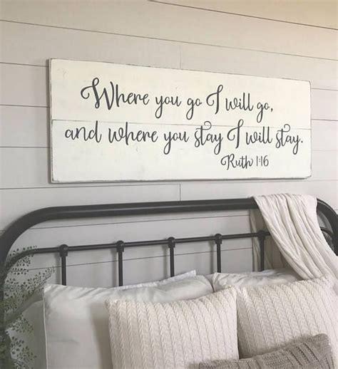 Best 25 Bedroom Signs Ideas On Farmhouse
