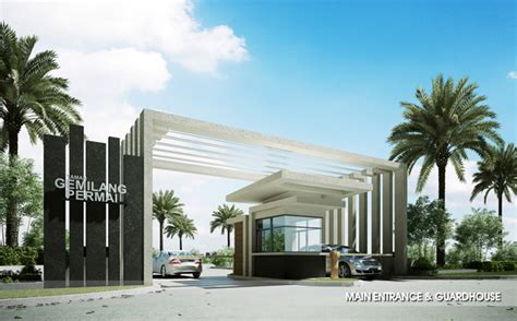 Home Interior Arch Designs image result for entrance gate with guard house walls