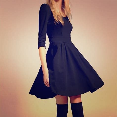 jersey knit dress 71 asos dresses skirts asos black jersey knit