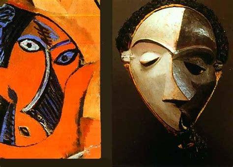 Detail From Les Demoiselles D Avignon From Pablo Picasso