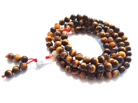 tibetan mala wholesale wholesale 10ps lot tibetan jewelry 8mm tiger eye