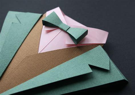 origami suit jonathan shackleton for fedrigoni paper origami suits