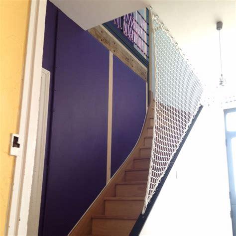 filet protection escalier