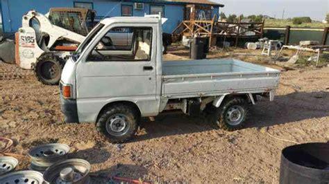 Daihatsu 4x4 Mini Truck by Daihatsu Hijet 1992 Light Duty Trucks