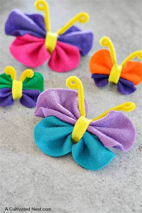 felt craft ideas for 25 best ideas about easy felt crafts on felt