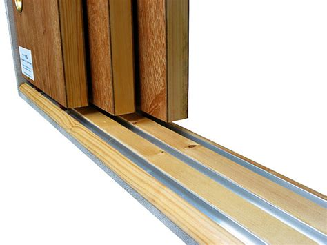 overhead sliding door hardware how to install sliding door track jacobhursh