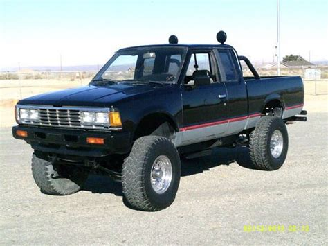 Nissan 4x4 Truck by Sell Used 1986 Nissan 720 Sport Truck King Cab 2