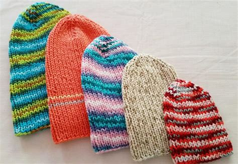 easy knit pattern free 12 and easy knit hat patterns