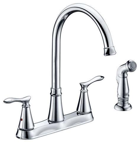 Kitchen Faucets At Menards tuscany marianna 2 handle kitchen faucet at menards 174