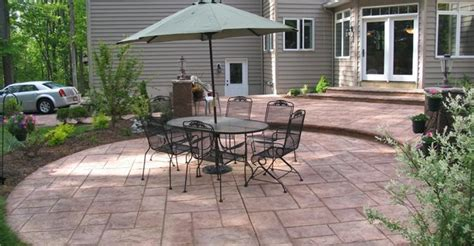 designer patios patio designs tips for placement and layout plans for