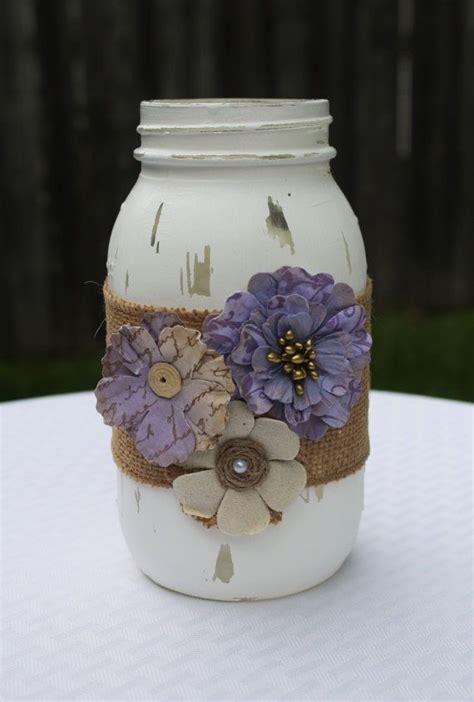 diy wedding centerpieces with jars best 25 jar burlap ideas on ideas with