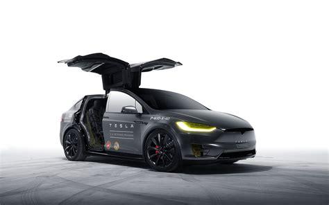 X Car Wallpapers by Model X Tesla Motors Wallpaper Hd Car Wallpapers Id 5976