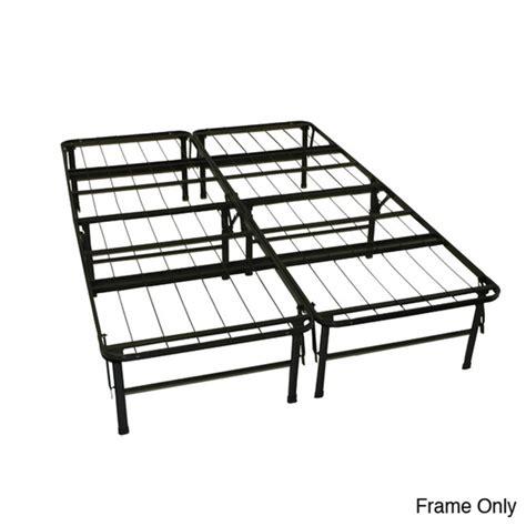 metal folding bed frame size folding metal platform bed frame greenhome123