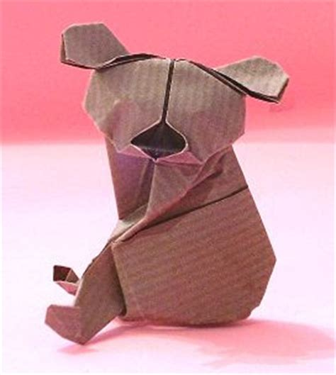 koala origami make easy arts and crafts for arts and crafts picture