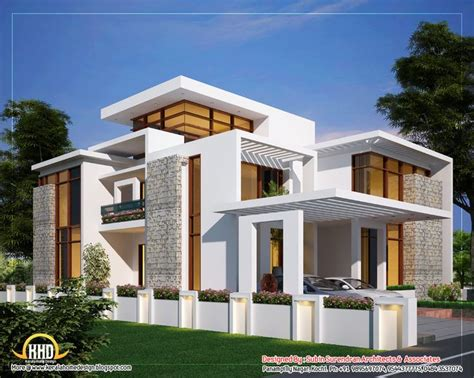new homes plans modern architectural house design contemporary home