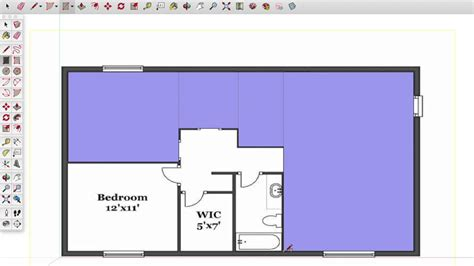 floor plan with sketchup can you draw floor plans with sketchup