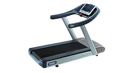 Green Flooring Options technogym exc run 500 treadmill treadmill used workout