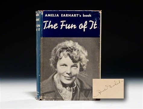 a picture book of amelia earhart amelia earhart of it edition signed