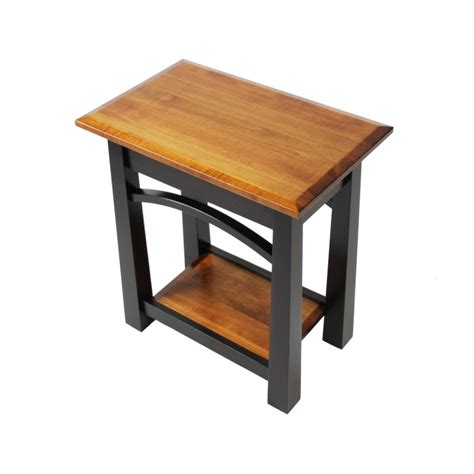 end tables bow small end table solid maple end table