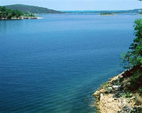 table rock mo look at that blue water picture of table rock lake