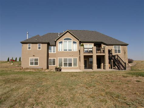 ranch floor plans with walkout basement ranch house with walkout basement plans house design and office