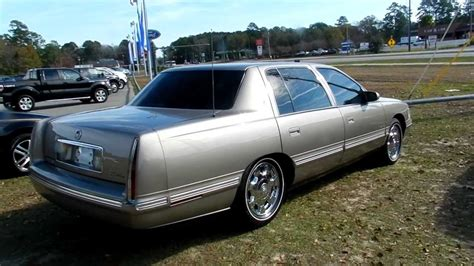 1999 Cadillac For Sale by 1999 Cadillac Leather Low For Sale Ravenel