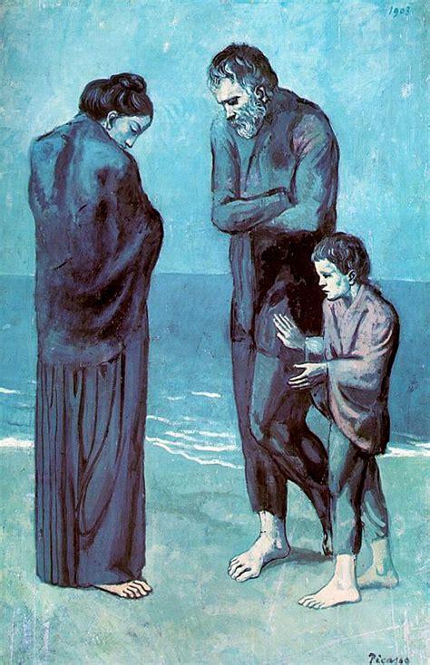 picasso paintings the tragedy 銳瑪國際藝術有限公司