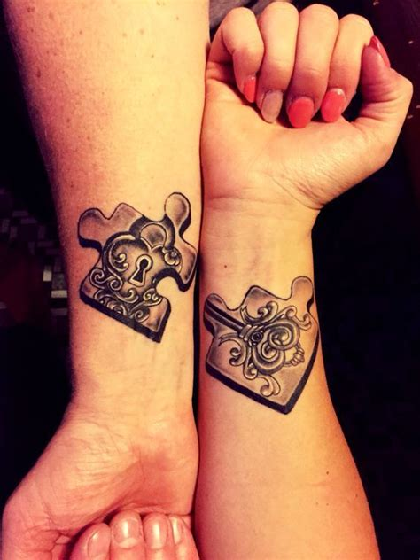 25 best ideas about couples matching tattoos on pinterest