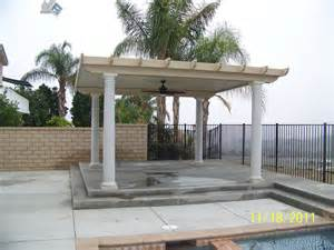 the shade makers 187 freestanding patio covers