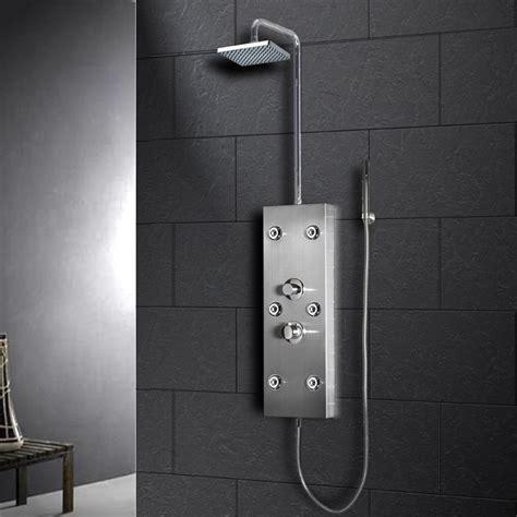 bath shower panels image gallery shower panels