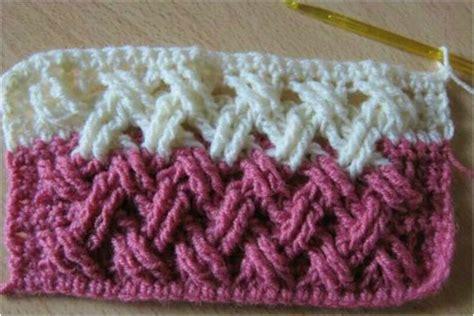Afghan Crochet Block