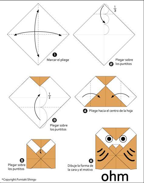 easy origami club origami ohm
