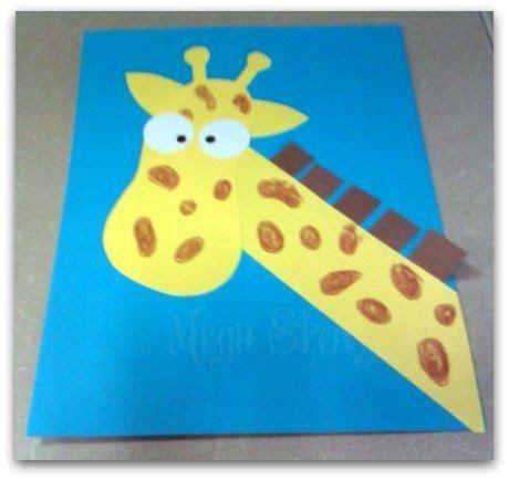 giraffe craft for 25 best ideas about giraffe crafts on